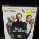 Cine: FALSAS APARIENCIAS DVD. Lote 163852266
