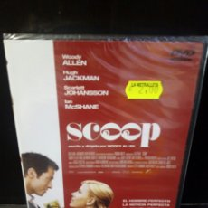 Cine: SCOOP DVD. Lote 182567415