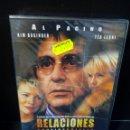 Cine: REACCIONES CONFIDENCIALES DVD. Lote 163857953