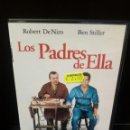 Cine: LOS PADRES DE ELLA DVD. Lote 163858282
