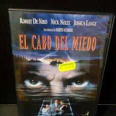 Cine: EL CABO DEL MIEDO DVD. Lote 171348012