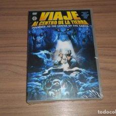 Cine: VIAJE AL CENTRO DE LA TIERRA DVD AÑO 1988 JACKIE BERNSTEIN NUEVA PRECINTADA. Lote 191310947