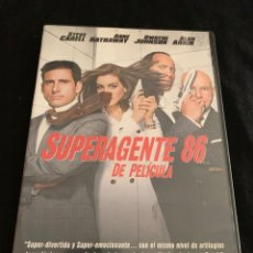 Cine: ( V109 ) SUPERAGENTE 86 - DWAYNE JOHNSON ( DVD PROCEDENTE VIDEOCLUB ). Lote 163914377