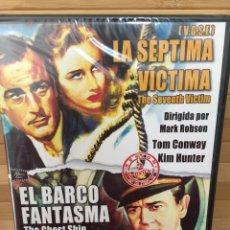 Cine: PACK DOBLE DVD - PRECINTADO-. Lote 164058448