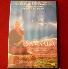 Cine: SAMSARA - DVD. Lote 164182726