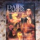 Cine: DARK LANDS TIEMPO DE TINIEBLAS. Lote 164464352