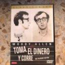 Cine: TOMA EL DINERO Y CORRE. Lote 164468997