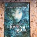 Cine: LA JOVEN DEL AGUA. Lote 164469721