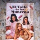 Cine: EL VALLE DE LAS MUÑECAS. Lote 164473932