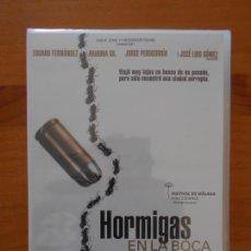 Cinema: DVD HORMIGAS EN LA BOCA - NUEVA, PRECINTADA (S6). Lote 164499494