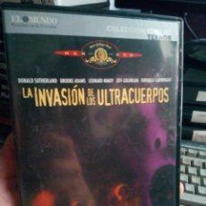 Cine: LA INVASIÓN DE LOS ULTRACUERPOS. Lote 164593606