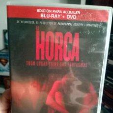 Cine: LA HORCA DVD+BLU-RAY. Lote 164596826