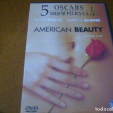 Cine: AMERICAN BEAUTY / DVD. Lote 164634722
