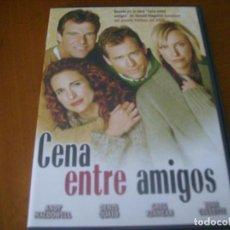 Cine: CENA ENTRE AMIGOS / DVD . Lote 164667230
