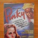 Cine: DVD PINKY - JEANNE CRAIN - NUEVA, PRECINTADA (6H). Lote 164694454