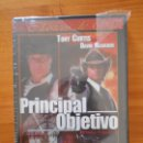 Cine: DVD PRINCIPAL OBJETIVO - TONY CURTIS - NUEVA, PRECINTADA (6J). Lote 164695098