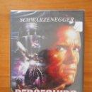 Cine: DVD PERSEGUIDO - SCHWARZENEGGER - NUEVA, PRECINTADA (6J). Lote 164695270