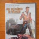 Cine: DVD POR UN PUÑADO DE DOLARES - CLINT EASTWOOD - SERGIO LEONE - NUEVA, PRECINTADA (AB). Lote 164696606