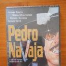 Cine: DVD PEDRO NAVAJA - NUEVA, PRECINTADA (AB). Lote 164696714