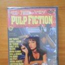 Cine: DVD PULP FICTION - QUENTIN TARANTINO - UMA THURMAN - JOHN TRAVOLTA - NUEVA, PRECINTADA (AC). Lote 164702590