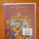 Cine: DVD LOS SIMPSON CLASICOS - ¡PREPARADOS, LISTOS, YA! - NUEVA, PRECINTADA (AD). Lote 164702746