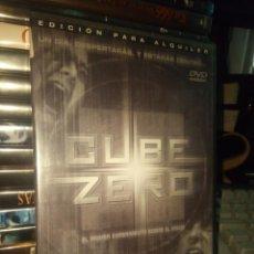 Cine: CUBE ZERO. Lote 164715870