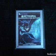 Cine: BATMAN GUARDIAN DE GOTHAM EDICION ESPECIAL 2 DISCOS - DVD NUEVO PRECINTADO. Lote 164758770