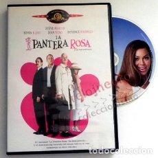 Cine: LA PANTERA ROSA DVD PELÍCULA COMEDIA STEVE MARTIN JEAN RENO BEYONCÉ KLINE POLICÍA STATHAM CLIVE OWEN. Lote 164762670