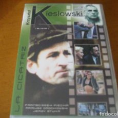 Cine: LA CICATRIZ / KRZYSZTOF IESLOWSKI / DVD DESCATALOGADA . Lote 164824730