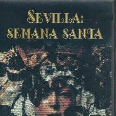 Cine: DVD. SEVILLA: SEMANA SANTA. Lote 164835174