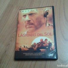 Cine: LÁGRIMAS DEL SOL -- ANTOINE FUQUA -- BRUCE WILLIS, MÓNICA BELLUCCI -- DVD. Lote 164836366