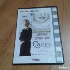 Cine: THE QUEEN -- STEPHEN FREARS - HELEN MIRREN - PÚBLICO CINE - DVD . Lote 164840778