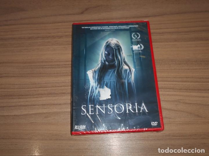 SENSORIA DVD TERROR NUEVA PRECINTADA (Cine - Películas - DVD)