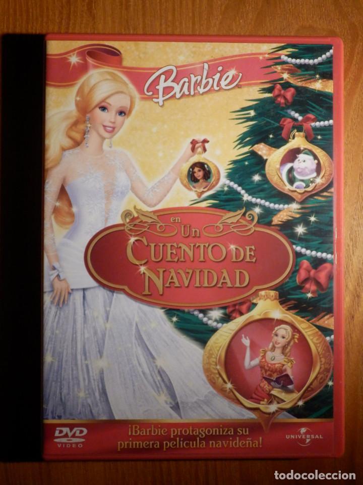 Dibujos De Barbie De Navidad.Dvd Infantil Dibujos Animados Barbie Un Cuento De Navidad