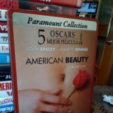 Cine: AMERICAN BEAUTY PARAMOUNT COLLECTION CAJA METALICA. Lote 164907062
