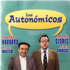 Cine: LOS AUTONÓMICOS ANTONIO OZORES . Lote 164912450