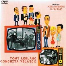 Cine: HISTORIAS DE LA TELEVISIÓN TONY LEBLANC . Lote 164917922