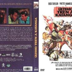 Cine: EL ÚLTIMO TREN A KATANGA - JACK CARDIFF. Lote 165132214