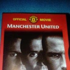 Cine: MANCHESTER UNITED - BEYOND THE PROMISED LAND DVD EN INGLES. Lote 165270702
