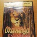 Cine: OKAVANGO. EL OASIS AFRICANO (NATIONAL GEOGRAPHIC) DVD PRECINTADO. Lote 165398698