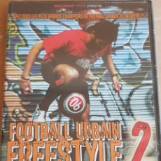 Cine: FOOTBALL URBAIN / FREESTYLE 2 / DVD EN FRANCÉS / PRECINTADO.. Lote 165443454