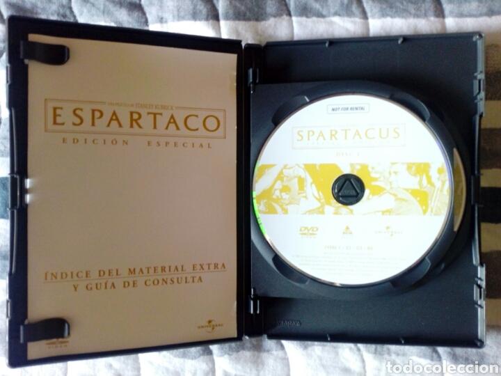 Cine: Espartaco - Edición especial 2 DVDs - Foto 3 - 165536118