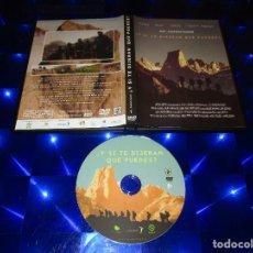Cine: DI_CAPACITADOS ¿ Y SI TE DIJERAN QUE PUEDES ? - DVD - PROMOCIONAL - BEATRIZ ALONSO - EMILIO COCA .... Lote 165655182