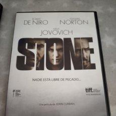 Cine: DVD. STONE. SPEAK UP.. Lote 165732692