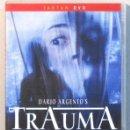 Cine: TRAUMA - DE DARIO ARGENTO - DVD . Lote 165777854