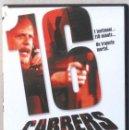 Cine: 16 CARRERS - BRUCE WILLIS - DVD EN CATALAN. Lote 165777950
