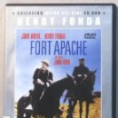 Cine: FORT APACHE - JOHN WAYNE - DVD . Lote 165778458