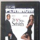 Cine: SR. Y SRA. SMITH - BRAD PITT ANGELINA JOLIE - DVD . Lote 165778766