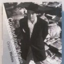 Cine: CIUDADANO KANE - ORSON WELLES - ESTUCHE CARTON - DVD. Lote 165780210