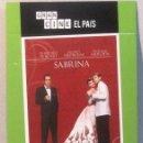 Cine: SABRINA - HUMPHREY BOGART - AUDREY HEPBURN - ESTUCHE CARTON - DVD. Lote 165780734